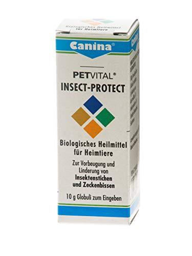 Canina 71465 0 Petvital Insect Protect zur Linderung von Insektenstichen 10 g