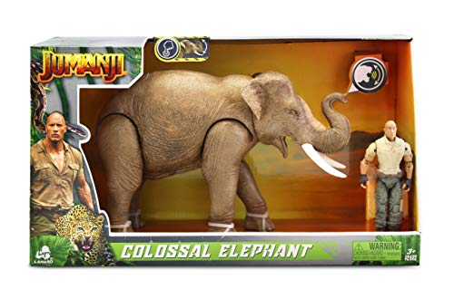 Jumanji - Animal with Figure - Colossal Elephant Style