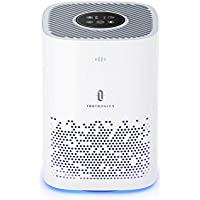 TaoTronics 3 Fan Speeds Desktop Filtration H13 Air Purifier for Home