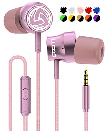 LUDOS Turbo Auriculares con Micrófono y Graves