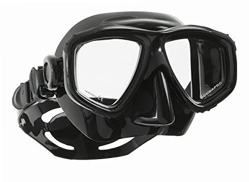 Scubapro gafas y tubo para snorkel Zoom - Colour negro