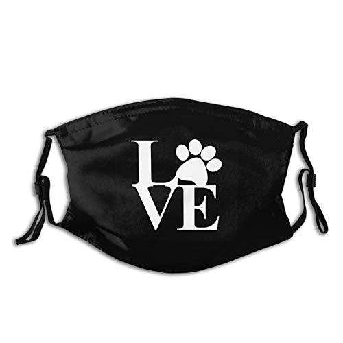 Dog Cat Face Mask, Animal Paw Mask Balaclava Can Be Reused for Adult Women...