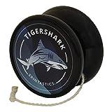Spintastics Tigershark Ball Bearing Axle Pro Yoyo … (Black)