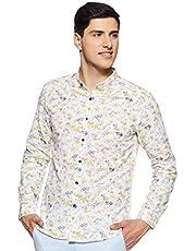 قميص كاجوال مطبوع عليه Diverse للرجال