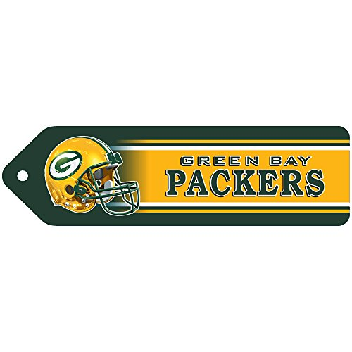 NFL Green Bay Packers 3D Bookmarks, 4-Pack