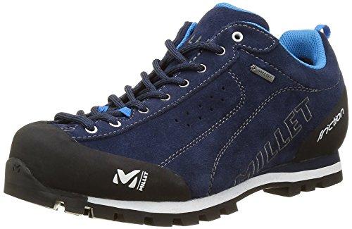 Millet LD Friction GTX, Zapatillas de Senderismo Mujer, Multicolor (Saphir/Blanc 000), 38 2/3 EU