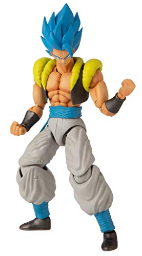 Bandai - Dragon Ball Super - Action figure Dragon Star da 17 cm - Super Saiyan Blue Gogeta - 36187