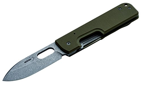 BOKER PLUS 01BO064 Lancer Knife with 3-in. Blade