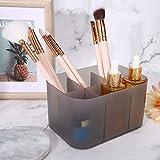 Organizador de almacenamiento de uñas duradero Caja de almacenamiento práctica de arte de uñas para uso doméstico para salón(black)