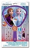 TownleyGirl Disney Frozen 2 Lip Balm Set with Mirror