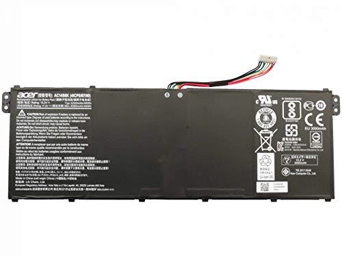 Acer Batterie 48Wh Original AC14B8K 15.2V pour la Serie Aspire E5-771G