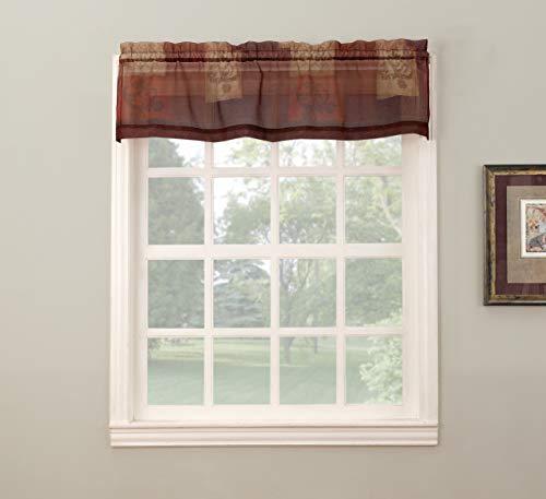 No. 918 Eden Inspirational Kitchen Curtain Valance, 56