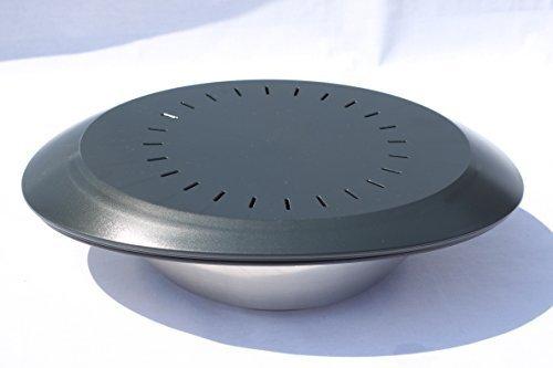 Original Thermomix TM31 TM 31 acero inox. Varoma 3 Piezas Accesorio de vapor cocinar