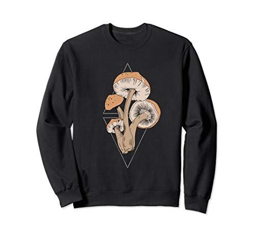 Pilze sammeln | Mykologie Pilzsuche Speisepilz Sweatshirt