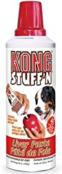 How do you make a Kong Toy even more fun? Stuff a tasty treat inside! This paste is designed especially for use with Kong Toys Kong Stuff'n Paste makes Kong stuffing easy! Simply apply a small amount to the inside surface of a Kong Toy or in the groo...