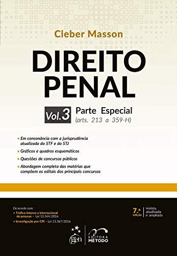 Direito Penal - Parte Especial - Vol. 3: Volume 3