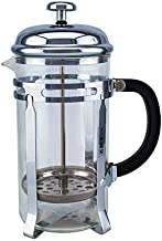 HOME 2724564708216 Coffee Maker French Press Coffee Tea Maker With Spoon 8 cup 34oz 1000ml