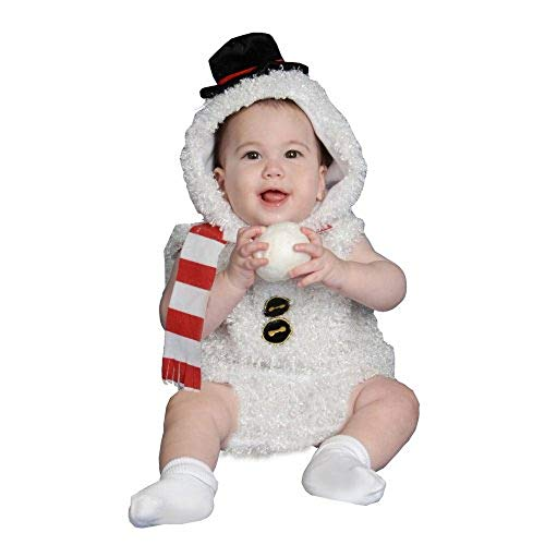 Dress Up America Costume Adorable bébé Bonhomme de neige
