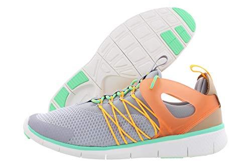 NIKE Sneaker Unisex Laufschuhe Free Viritous Grau 725060 003, Größenauswahl:41