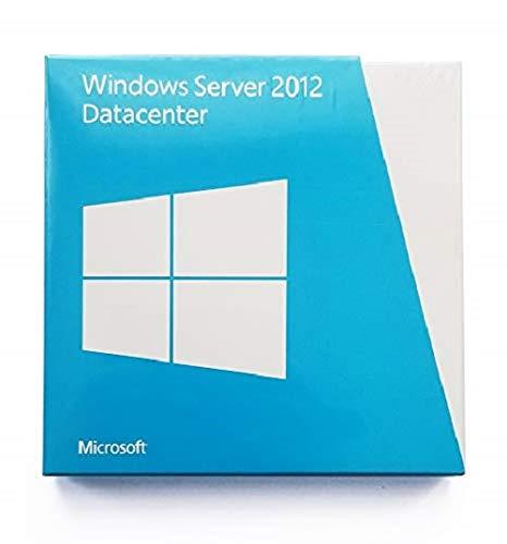 Vollversion Windows Server Standard 2012/ 64-bit/ englisch / DVD / 5 Clt [import allemand]