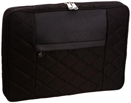 Gino Ferrari Damen Siena Laptop-Tasche, schwarz