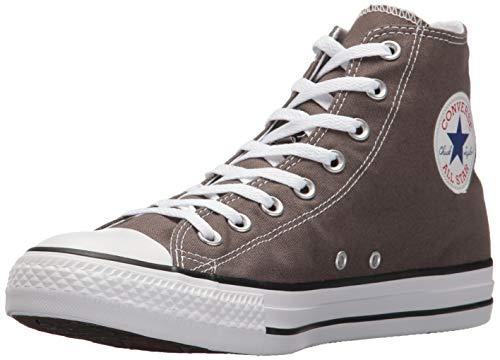Converse Chuck Taylor All Star Unisex-Erwachsene Sneakers Schwarz Anthrazit 41 EU