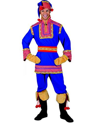 Generique - Russisches Kostüm in blau