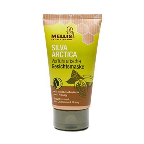 Mellis Silva Arctica Verführerische Gesichtsmaske (Minzeschokolade & Honig) - 75 ml