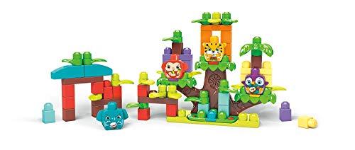 Mega Bloks Casa árbol bloques construcción bebé