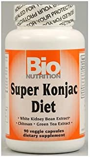Bio Nutrition Super Konjac Diet - 90 Veggie Capsules
