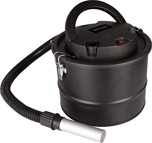Valiant 15 Litre Compact Ash Vacuum Cleaner (FIR260), 800 W, 240 V, Black, 330 x 330 x 300 mm