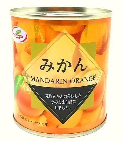 みかん缶詰 マンダリンオレンジ 【 312g×24個】 フルーツ 缶詰め みかん缶 EO缶 業務用 まとめ買い