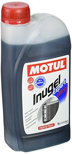 MOTUL - 101079 : Liquido anticongelante INUGEL Expert Ultra 1L