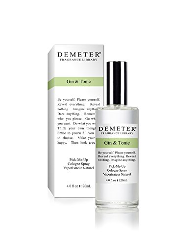 Gin & Tonic Demeter Cologne Spray 120 ml