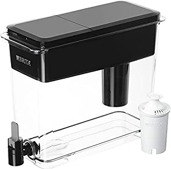 water dispenser and filter