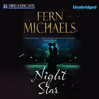 Nightstar audiobook cover art