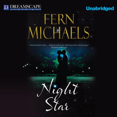 Nightstar audiobook cover art