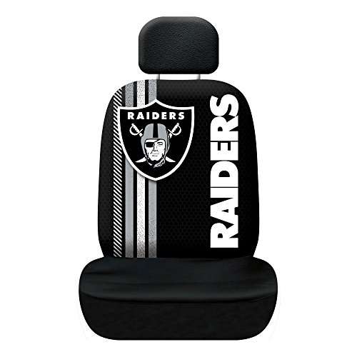 NFL Las Vegas Raiders Rally Seat Cover