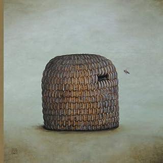 der alte Bienenkorb- ein besonderes Notizbuch: ein schönes Notizbuch für alle Imker, Bienenzüchter, Bienenfreunde und alle, die einfach nur das ... kann man auch anderen eine Freude bereiten.
