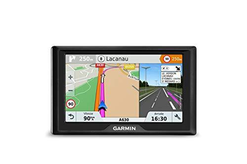 Garmin Drive 51 EU LMT-S Plus - Navegador GPS, Exclusivo Amazon, Negro