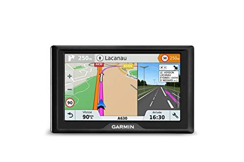 Garmin Drive 51 EU LMT-S Plus - Navegador GPS, Exclusivo Amazon, Negro