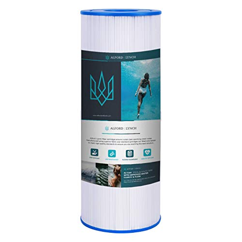 Alford & Lynch Replacement for Dynamic 03FIL1600, Pleatco PRB50-IN, Filbur FC-2390, Unicel C-4950 Filter Cartridge for Dynamic Pool and Spa (1)