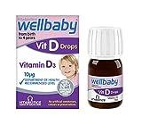Vitabiotics Wellbaby Vit D Drops - 30 ml by VITABIOTICS LTD