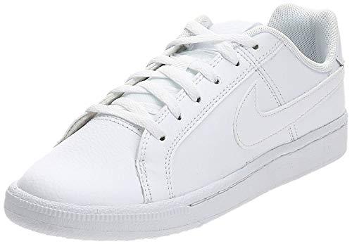 Nike, Zapatillas de Deporte Para Niños, Blanco (White / White), 40 EU