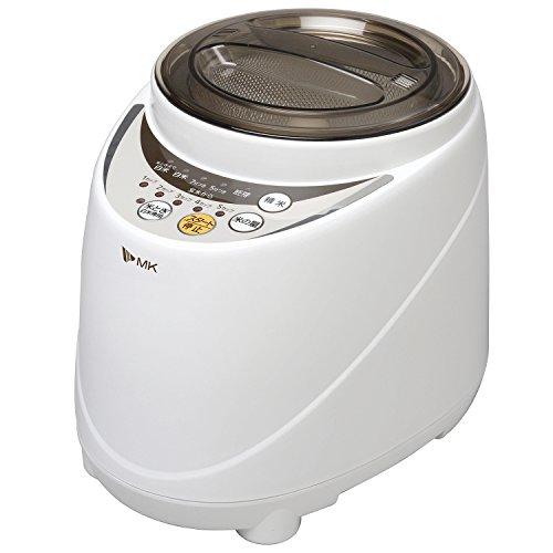 エムケー精工(MK精工) 家庭用精米機 「新鮮風味づき」 無水米とぎコース付 (1-5合) SM-500W