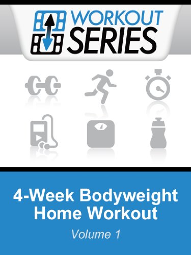 4-Week Bodyweight Home Workout (Workout Series Book 1) by [Arnel Ricafranca, Jesse Vince-Cruz]