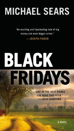 Black Fridays: A Novel (Jason Stafford Book 1) (English Edition)