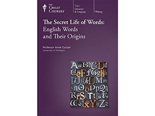 The Secret Life of Words: English Their Special price for a limited time Words Regular store and Origins