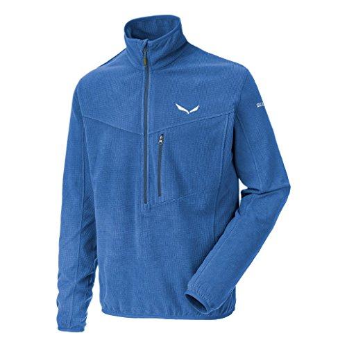 Salewa Dschungel PL M Hz–Sweatshirt für Herren, Herren, Selva Pl M Hz, Royal Blue/8670