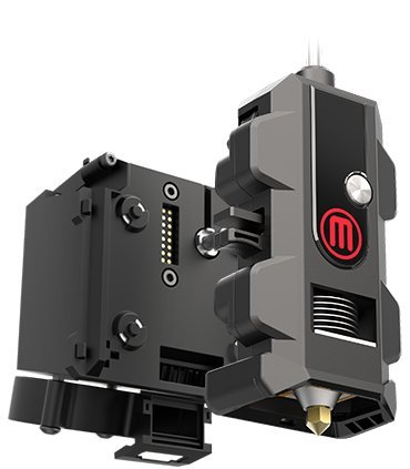 MAKERBOT SMART EXTRUDER + FOR MAKERBOT REPLICATOR 5G AND MAKERBOT REPLICATOR MINI 3D PRINTER, UPGRADED EXTRUDER 2016 MODEL SOLD BY PROMEDIA SUPPLIES